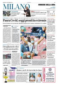 Corriere della Sera Milano – 20 settembre 2020
