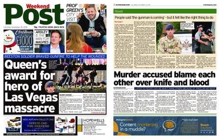 Nottingham Post – November 24, 2018