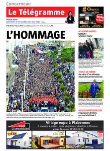 Le Télégramme Concarneau – 11 juin 2019