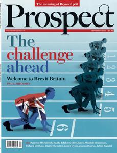 Prospect Magazine - September 2016