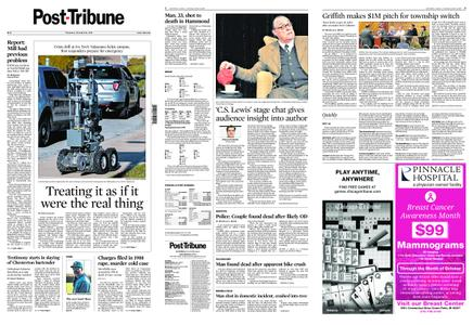 Post-Tribune – October 24, 2019