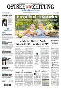 Ostsee Zeitung Wolgast - 19. September 2018
