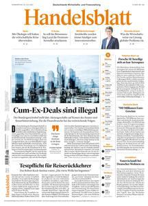Handelsblatt - 29 Juli 2021
