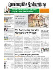 Lauenburgische Landeszeitung - 23. August 2017