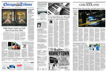 Chicago Tribune – September 03, 2018