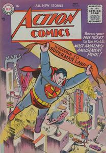 Action Comics 210 (DC) (Nov 1955) (c2c) (Superscan