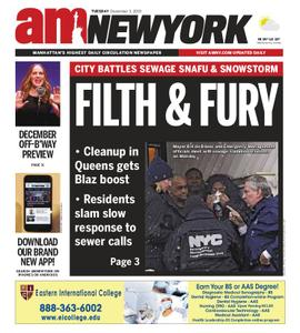 AM New York - December 03, 2019