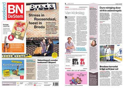 BN DeStem - Bergen op Zoom – 07 april 2018