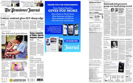 The Providence Journal – August 01, 2019