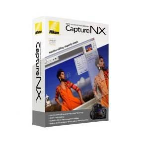 Nikon Capture NX v1.1.0