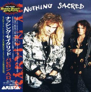 Babylon A.D. - Nothing Sacred (1992) {Japan 1st Press}