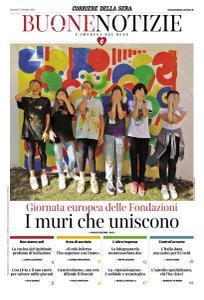 Corriere della Sera Buone Notizie - 5 Ottobre 2021