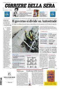 Corriere della Sera - 17 Agosto 2018