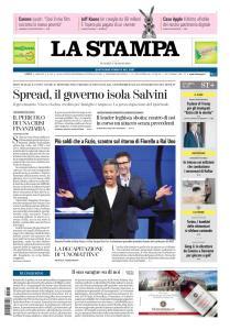 La Stampa Imperia e Sanremo - 17 Maggio 2019
