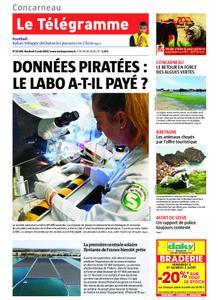 Le Télégramme Concarneau – 02 août 2019