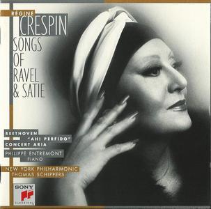 Régine Crespin - Ravel, Satie: Songs (1998)