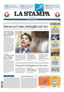 La Stampa Torino Provincia e Canavese - 27 Agosto 2019