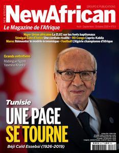 New African, le magazine de l'Afrique - Août - Septembre - Octobre 2019