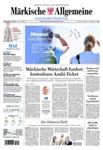Märkische Allgemeine Luckenwalder Rundschau - 30. April 2018