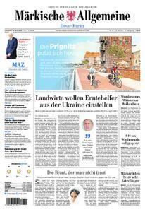 Märkische Allgemeine Dosse Kurier - 23. Mai 2018