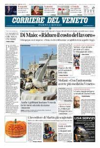 Corriere del Veneto Padova e Rovigo – 22 settembre 2018