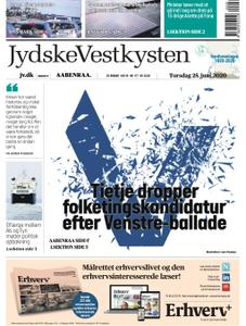 JydskeVestkysten Aabenraa – 25. juni 2020