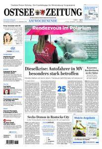 Ostsee Zeitung Wolgast - 22. September 2018
