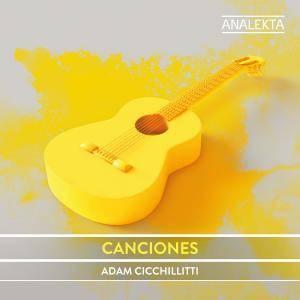 Adam Cicchillitti - Canciones (2018) [Official Digital Download 24/96]