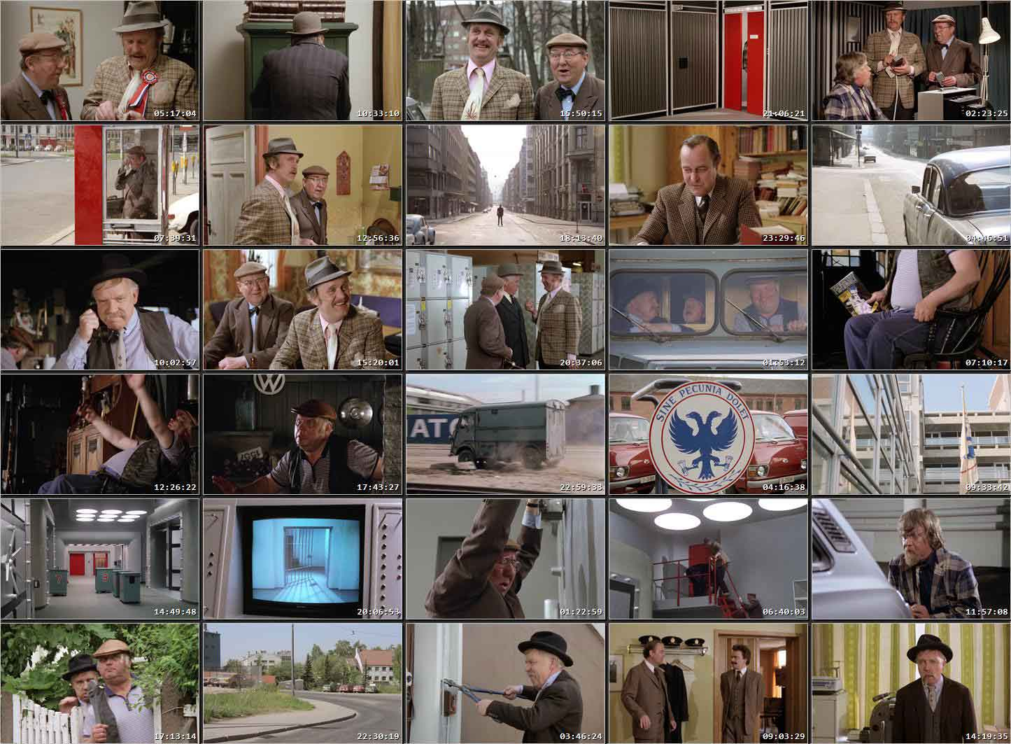 Olsenbanden og Data-Harry sprenger verdensbanken (1978)
