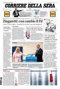 Corriere della Sera – 18 settembre 2019