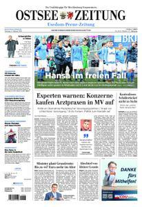 Ostsee Zeitung Wolgast - 04. Februar 2019