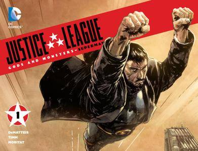 Justice League - Gods  Monsters - Superman 001 2015 Digital