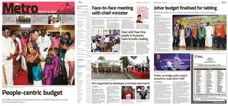The Star Malaysia - Metro South & East – 07 November 2018