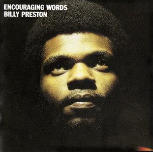 Billy Preston - Encouraging Words (1970) Reissue 1993