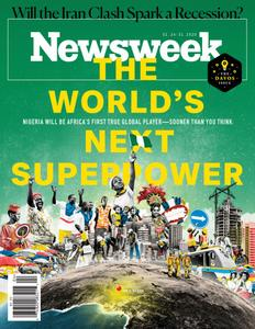 Newsweek USA - January 24, 2020