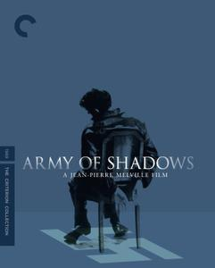 Army of Shadows / L'armée des ombres (1969) [Criterion Collection]