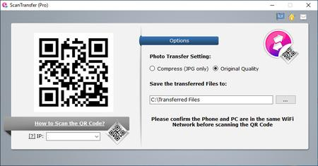 ScanTransfer Pro 1.3.1.0 Multilingual