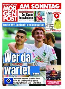 Hamburger Morgenpost – 28. Juni 2020
