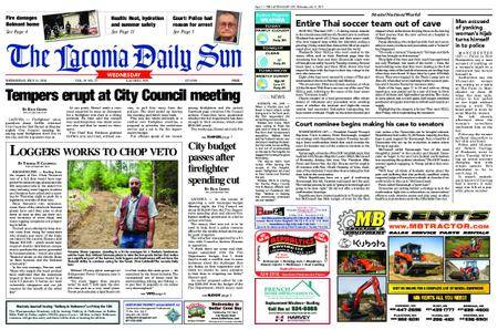 The Laconia Daily Sun – July 11, 2018