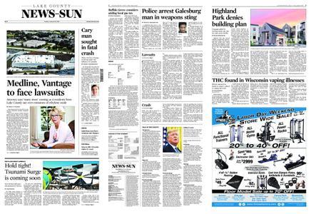 Lake County News-Sun – August 30, 2019