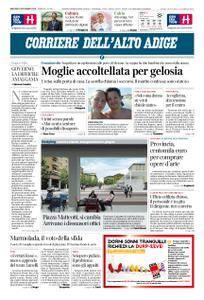 Corriere dell'Alto Adige – 25 settembre 2018