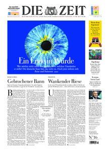 Die Zeit - 11. April 2019