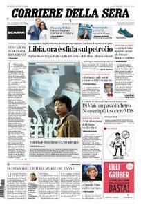 Corriere della Sera – 19 gennaio 2020