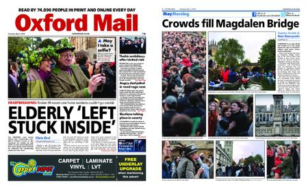 Oxford Mail – May 02, 2019