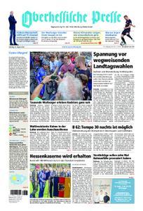 Oberhessische Presse Marburg/Ostkreis - 31. August 2019