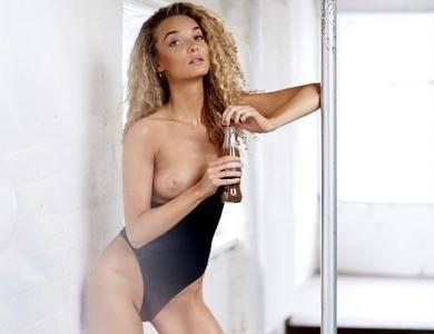 Holly Mattar - Jose Cardoso Photoshoot 2017