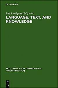 Language, Text, and Knowledge: Mental Models of Expert Communication