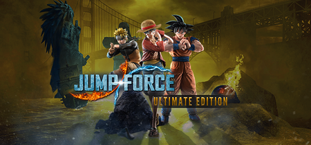JUMP FORCE (2019) Ultimate Edition