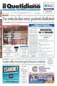 il Quotidiano del Sud Cosenza - 23 Maggio 2019