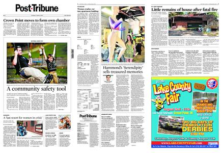 Post-Tribune – August 08, 2019